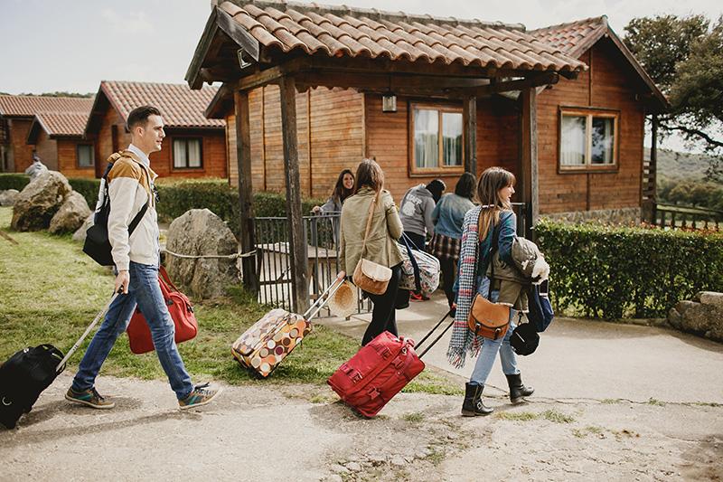 llegada-alumnos www.bodasdecuento.com