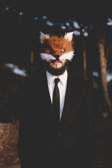 fantastic mr fox wedding www.bodasdecuento.com