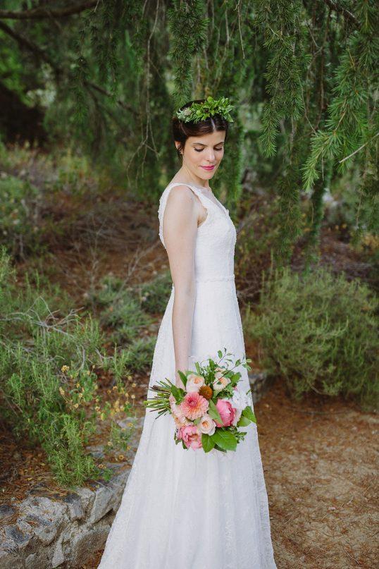 vestido novia jesus peiró www.bodasdecuento.com