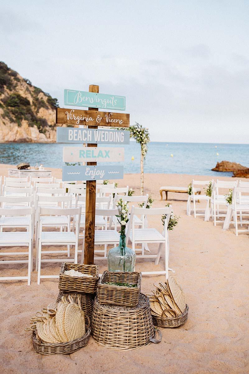 Matrimonio Catolico En La Playa : Una boda en la playa quién no lo ha soñado alguna vez