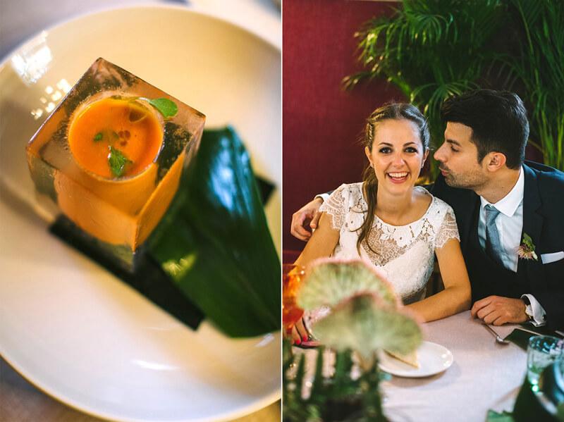 boda en Soto de Bruil con Maher Catering www.bodasdecuento.com