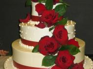 Cakes by Mia Wedding Cakes NYC 1