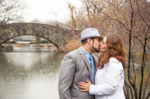 Bodas Civiles en New York City Central Park