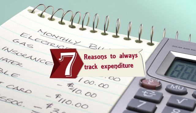 reasons to track spending
