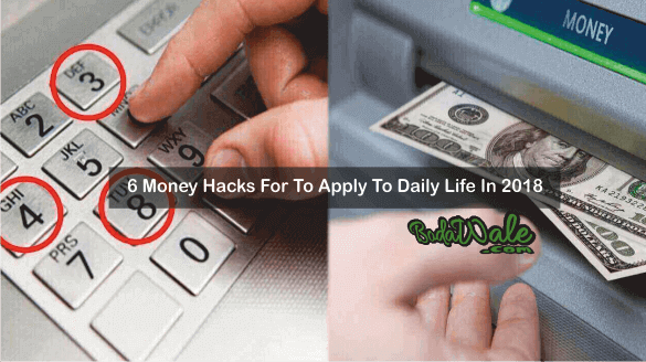 money hacks to apply daily