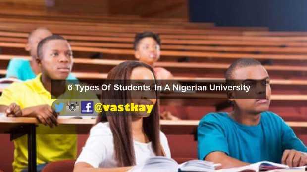 students in Nigeria university
