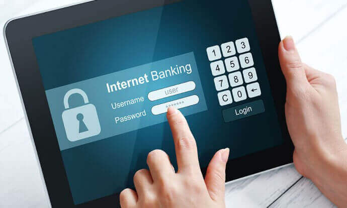 internet banking vulnerabilities Cautions
