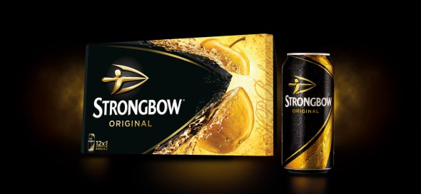 Strongbow en Bodecall