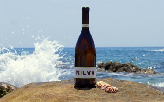 Nilva, excelente vino blanco seco de cultivo ecológico