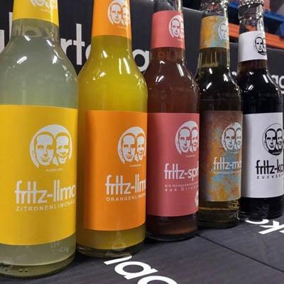 Fritz-Kola, el refresco alemán con extra de cafeína
