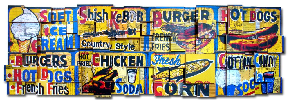 Hot Fried Coney by Josh Goldstein