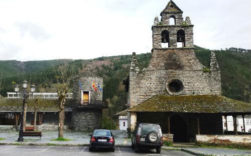 Bodega Viña Cuedo: Ayuntamiento de Ibias