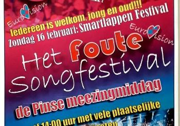 Voorbereiding Smartlappenfestival | 16-2-2020