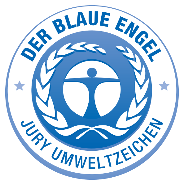 Blauer Engel Siegel Zertifizierung Umwelt Gesundheit Bodenbelag