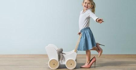 berryAlloc Designboden - nachhaltig attraktiv für Groß und Klein