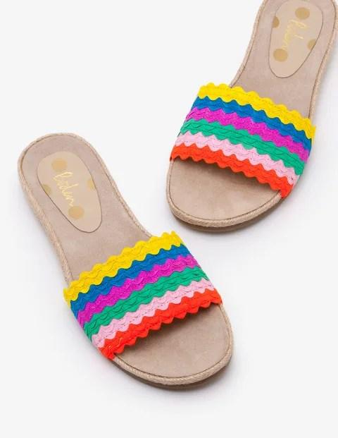 Rainbow Sliders