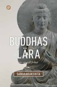 Omslag – Buddhas lära – en väg till frihet