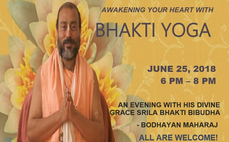 Awakening your heart with Bhakti Yoga