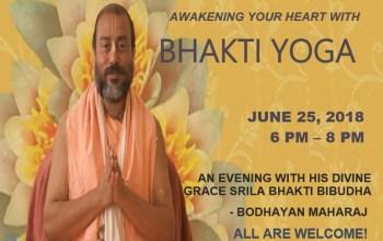 Awakening your heart with Bhakti Yoga