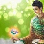 本師釋迦牟尼佛涅槃前的遺訓