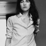 My friend Charlotte Gainsbourg