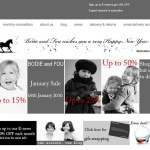 the BODIE and FOU January Sale are on…Up to 50% OFF
