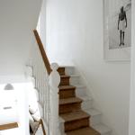 White stairs….
