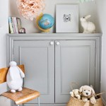 Create a pretty French kids' bedroom on a budget