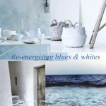 Re-energising blues and whites