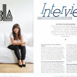 INTERVIEW IN MY LITTLE BOX MAGAZINE