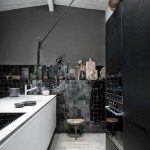 5 inspiring and stunning black kitchens