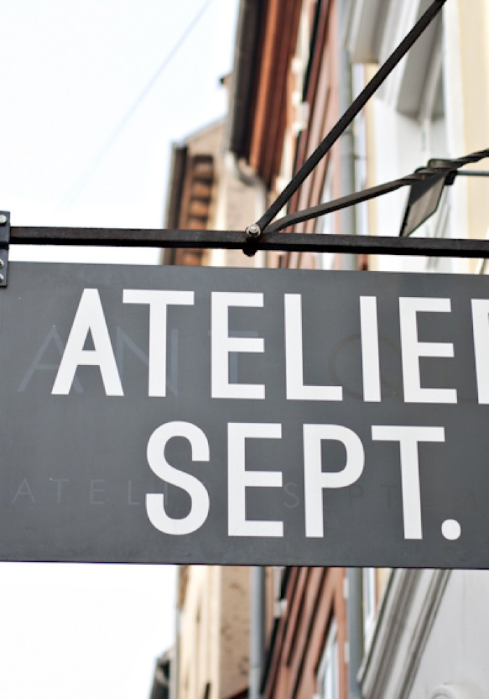 Atelier September in Copenhagen