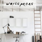 5 inspiring white workspaces