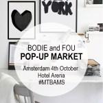 #MTBAMS POP-UP MARKET | AMSTERDAM