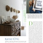 Our French home in Côté Ouest magazine
