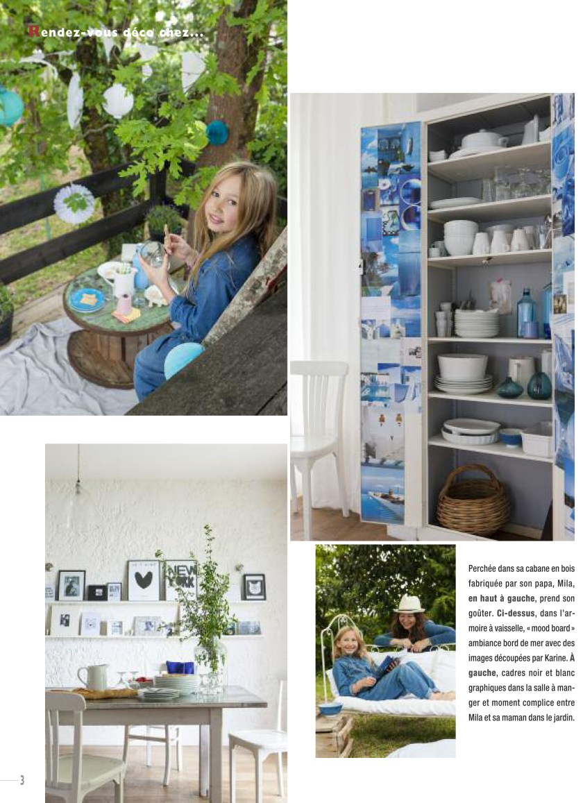 Karine Köng, Founder & Creative Director of BODIE and FOU, COTE OUEST magazine July 2014