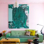 Pretty & soothing pink accents for your home