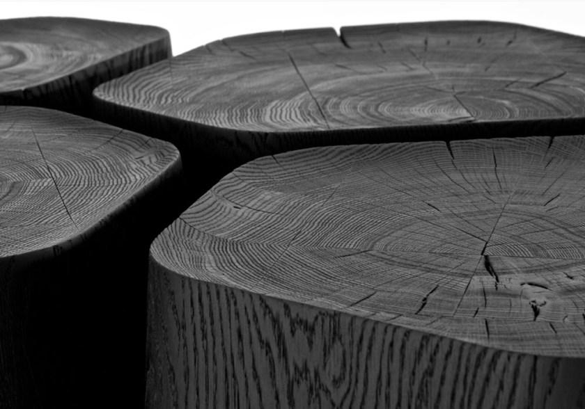 La table Basalt de Normal Studio