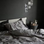 Notre chambre en hiver