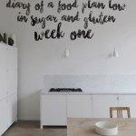 Journal de mon alimentation pauvre en sucres* et gluten | semaine 1