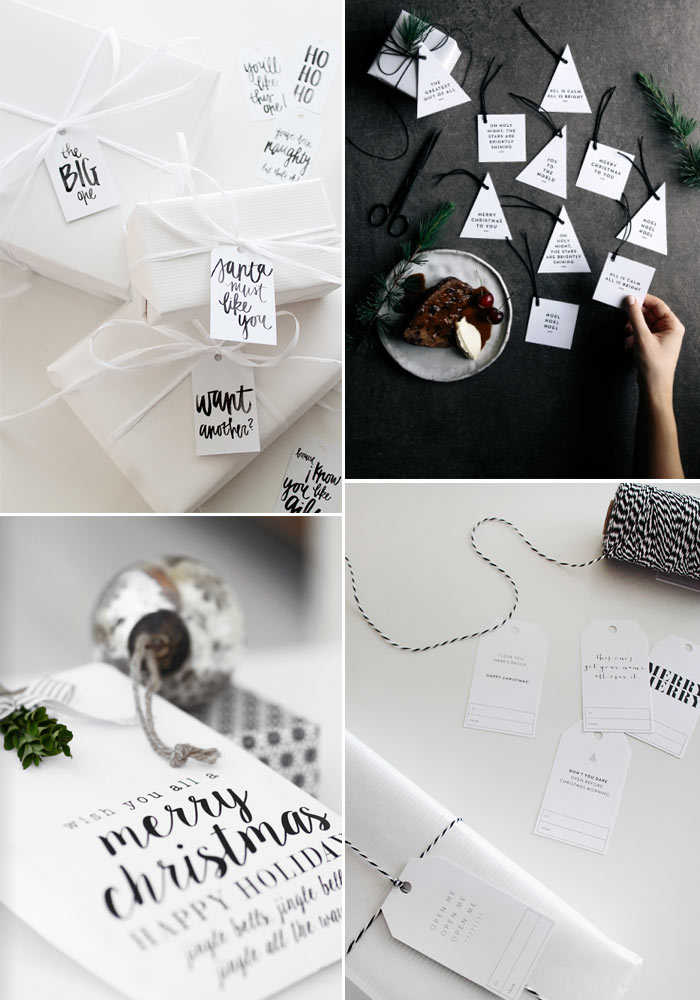 10 beautiful Christmas gift wrapping to inspire you