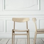 Limited edition Carl Hansen & Son CH23 chair