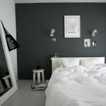 Stylish update for our grey bedroom