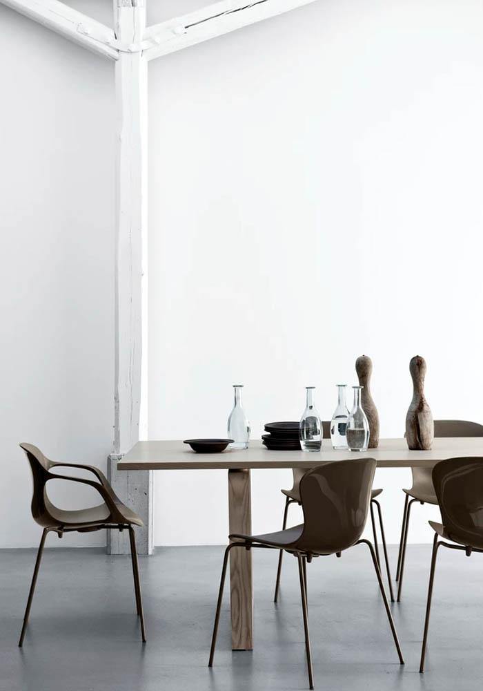 5 ways with the NAP chair by Kasper Salto | Republic of Fritz Hansen