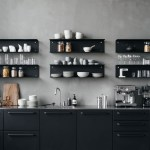 The Vipp kitchen fitted in a creative agency, Manhattan