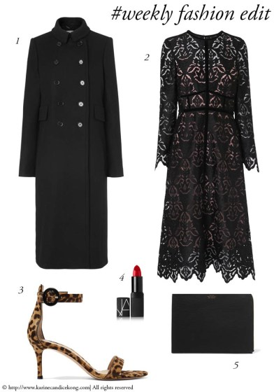 #Weeklyfashionedit | A gorgeous fitted dress inspired by the movie The Dressmaker