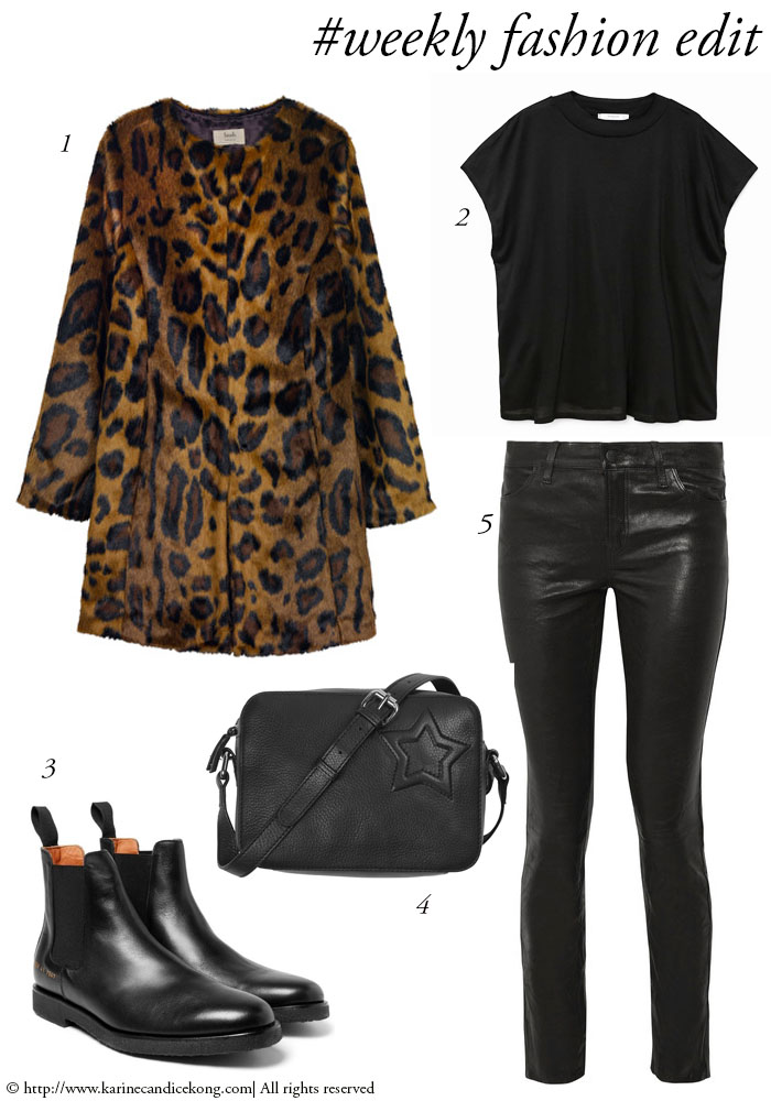 #weekly fashion edit