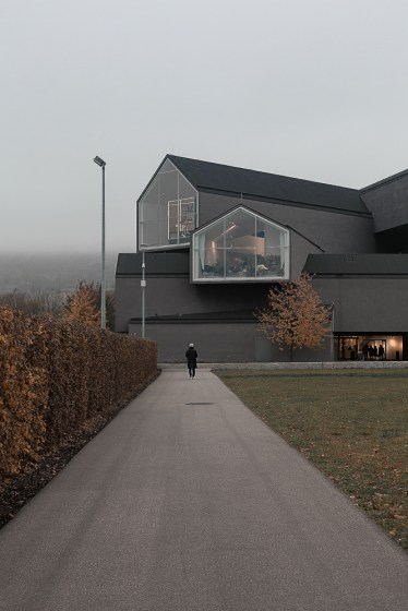 A visit to the Vitra Campus (Switzerland)
