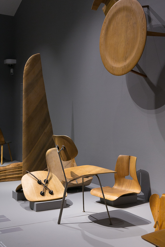 Vitra campus: Eames designs at the Vitra museum