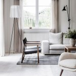 The neutral tones home of Kaja Møller, head of Danish furniture brand Fredericia